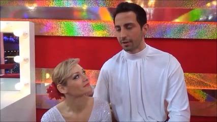 Dancing Stars -Албена Денкова и Калоян за танца им