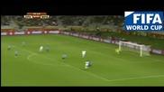 Уругвай - Франция 0 - 0 (група А)