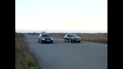 Opel Astra Gtc Turbo Vs. Vw Golf Tsi