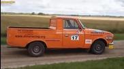 Време е за рали с Москвичи - Kasari Rallysprint 2013