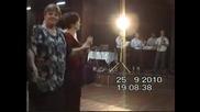 Музикантите на сватбата на Магдалена и Галин - пр.хоро