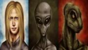 Извънземните раси посещавали Земята