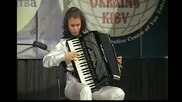 Boogie Yana Fedoruk - Russia - accordion