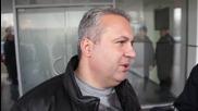 Коко Динев: Това е само една стъпка към Купата