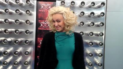 X Factor през погледа на Невена Пейкова