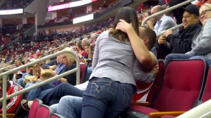 Boy gets slapped by his girlfriend ... See the outcome