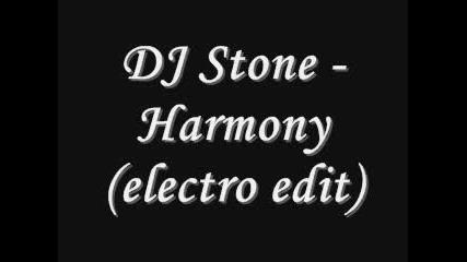 Dj Dtone - Harmony (electro Edit)