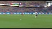 20.06.14 Швейцария - Франция 2:5 *световно първенство Бразилия 2014 *