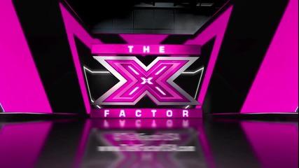 X Factor U S A - Freddie Combs Пее Пленяващо