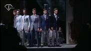 fashiontv Ftv.com - Paris Men Fw S S 2010 - Dunhill Show