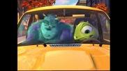 Pixar - Mike's New Car