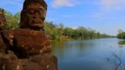 """Тонле Сап - най-голямото сладководно езеро в Кралство Камбоджа (""""Без багаж"""" еп.112 трейлър)."""