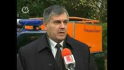 Демонстрация на Гражданска защита - Варна