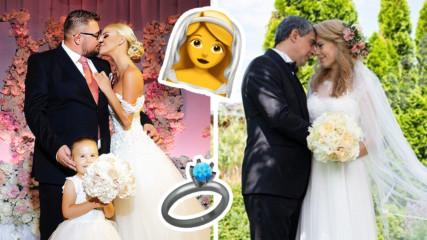 Горчиво! Топ 5 на звездните BG сватби на 2018 г.