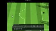 Fifa 09 Най - Смешния Гол!! - И Това Ако Е Вратар