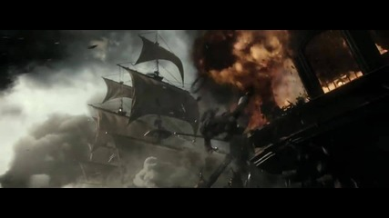 Pirates Of The Caribbean 5 - Official Trailer #4 (2017)