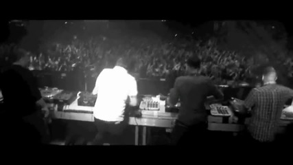 (2012 Skrillex Goin' Hard Mix) Birdy Nam Nam - Goin' In