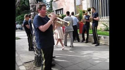 Духова музика Vivo Монтана - Деветка (леко хоро)