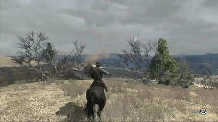 Red Dead Redemption - Buckin Awesome Achievment Guide