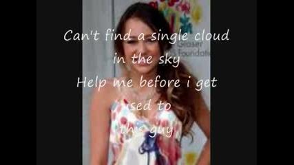 Miley Cyrus ~one in a million [lyrics]~