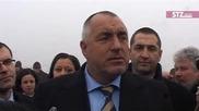 Бойко затапва нагъл журналист за увеличение заплати на мин'орите