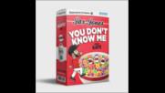 *2016* Jax Jones ft. Raye - You Don't Know Me