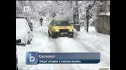 Пълен Хаос в Страната, След Падналите Снеговалежи - Бтв Новините 08.02.2010 г