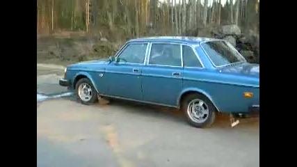 Volvo 264 Gle 1978