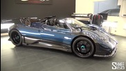 First Look_ Pagani Zonda 760 Roadster - Manual Gearbox