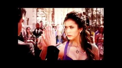 Damon and Elena ;;; Wish you were here ;