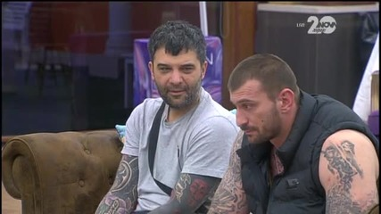 Big Brother All Stars (02.12.2014) - част 3