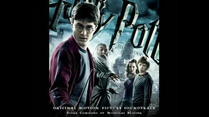 Harry Potter and the Half Blood Prince Soundtrack - 12 Harry & Hermione