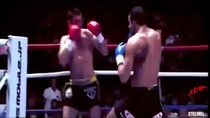 2011 K-1 Badr Hari vs Alistair Overeem