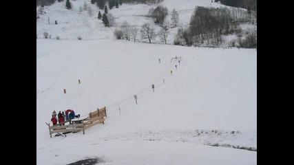 любо главата на ски в австрия