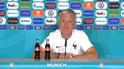 Germany: First match is important, but not decisive – France's coach ahead of 'shock debut' against Germany