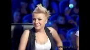 юx Factor Bulgaria - Анастасия Вутова 12.09.2011ю