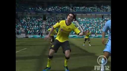 Fifa 12 Бъг