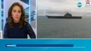 Руски изтребител се разби в Средиземно море - късна емисия