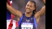 Track Star Marion Jones Signs With Wnba Team Tulsa Shock At Age 34!