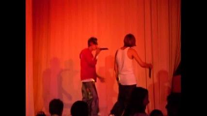 Hopeman ft. Бенжи [koncert - 12.08.2009]