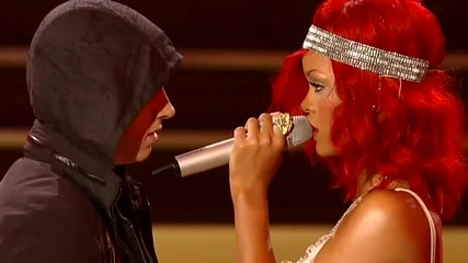 Rihanna feat Eminem - Love The Way You Lie (втора версия)