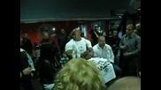Семинарът на Рони Колмън в зала на Бфкф (24.04.10)