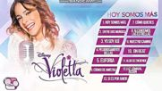 Violetta2- Peligrosasmente bellas audio only/цялата песен