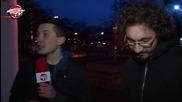 Кирил Беспалов и Лазар Ангелов: Запечатахме БГ реге сцената във филм