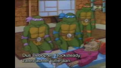 Tmnt - Blast From The Past (сезон 3, Еп.29)