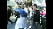 Митинг Против Матурите (01.11.2007) Стз