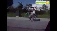 Луд велосипедист