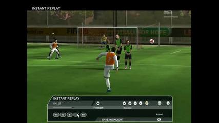 Cristiano Ronaldo Legendary Goal by Hohogogo