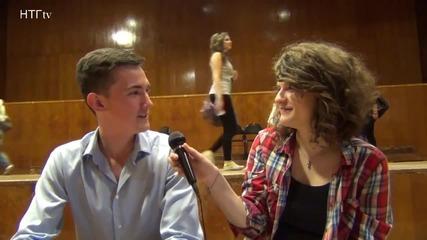 Интервюта - ден на таланта 21-03-2014