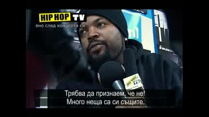 Ice Cube Live In Sofia 13.09.2009